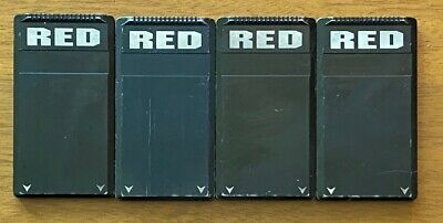 """4 x RED REDMAG 64GB 1.8"""" SSD Solid State Drive"""