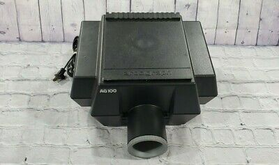 Artograph Art Projector Drawing Projection AG100 with AGL Accessory Lens TESTED