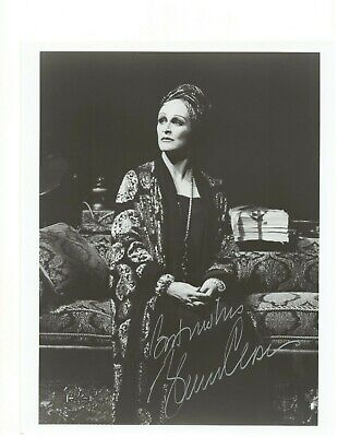 Glenn Close Sunset BLVD Authentic Autographed Photo 8X10 with COA