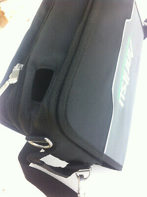 Anritsu bag pouch and strap for hand held instrument hardly used for MS272xx