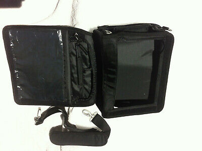 Anritsu bag pouch and strap for hand held instrument hardly used S412E unit type