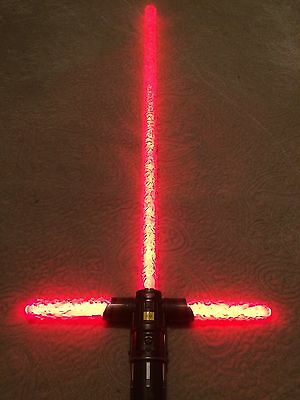 Star Wars Kylo Ren Lightsaber Unstable Blade Covers, Vhtf, For Show/Cosplay