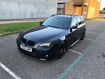 Bmw 525d m sport (530 d) touring, panoramic roof, automatic