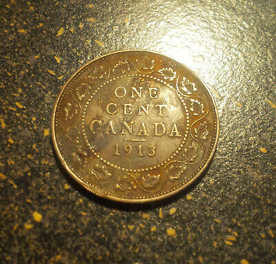 1913 Canada Large Cent - P1913-15