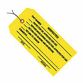 """#5 Wired Inspected 4-3/4"""" x 2-3/8"""" - 1000 Pack G20063  - 1 Each"""