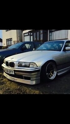 BMW E36 Front Alpina Style Front Bumper Spoiler