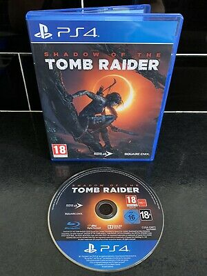 Shadow of the tomb raider ps4 game PlayStation 4