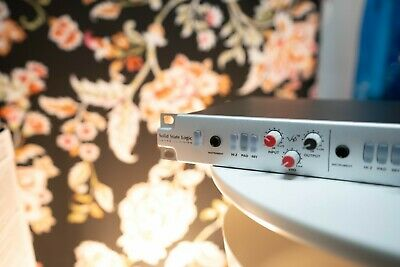 Solid State Logic XLogic Alpha Channel,  ONLY 1 YEAR USE