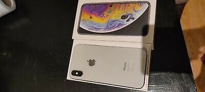 Apple iPhone XS DUAL SIM  512GB A2097 (GSM) (Unlocked) - Silver