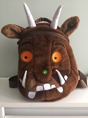 Gruffalo Backpack With Reins