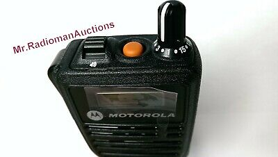 New in Box Motorola APX6000 7000 8000 RSM HMN4104B With Display And Channel Knob