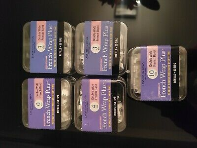 Lot Capsules Dashing Diva Recharge X50 Large Wide