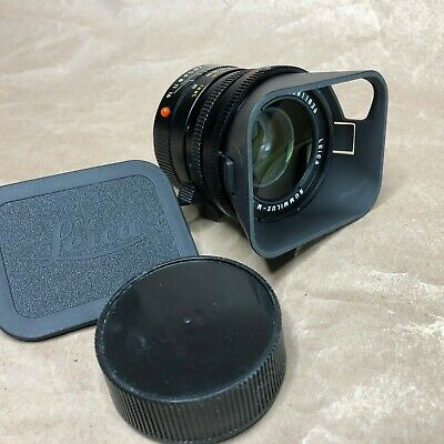 Leica 35mm Summilux f/1.4 ASPH Lens for Leica M and other Cameras 11874