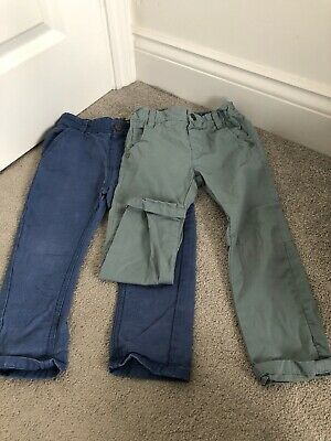 Ted Baker And Next Boys Trousers Age 2-3