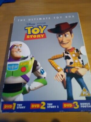 Toy Story: The Ultimate Toy Box [DVD] [2000] - DVD