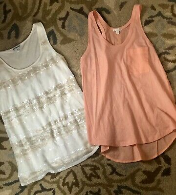 High End S Tank Top Bundle❤️Free Ship&Open To Offers❤️