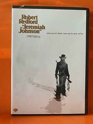 Jeremiah Johnson DVD - Robert Redford - Special Features - 2007