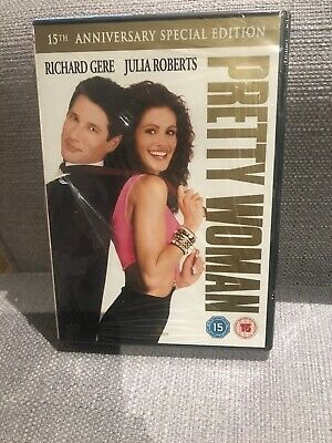Pretty Woman (15th Anniversary Special Edition) [DVD] Sealed Julia Roberts Gere