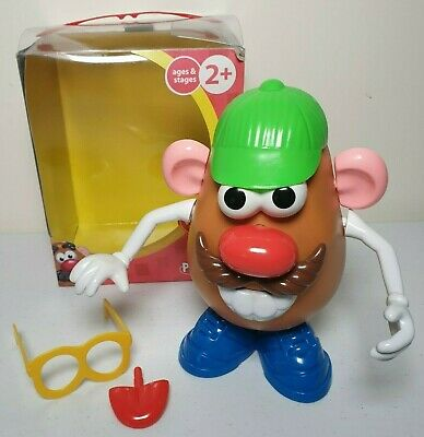 Playskool Mr Potato Head Toy Hasbro 2011 2+ VGC COMPLETE FREE P&P