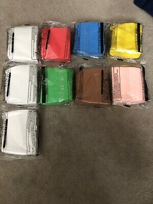 Daiso Soft Clay Lightweight Lot of 9 (Sealed, Out Of Box)