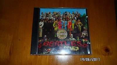 The BEATLES - Sgt. Pepper's Lonely Hearts Club Band (CD) WEST GERMANY Pressing
