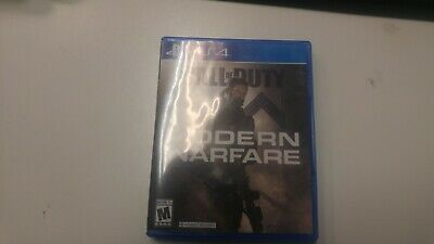 Call of Duty_Modern Warfare_for PS4_2019