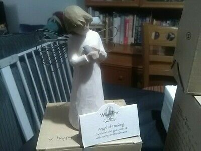 Willow Tree Angel Figurine - Angel of Healing