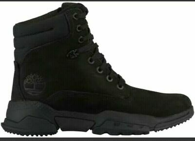 TIMBERLAND MEN'S CITY 6 INCH SIDE ZIP BOOTS. Size 7
