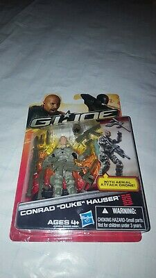 "G.I Joe 2011 Retaliation Conrad /""Duke/"" Hauser Aerial Attack Movie Figure HASBRO"
