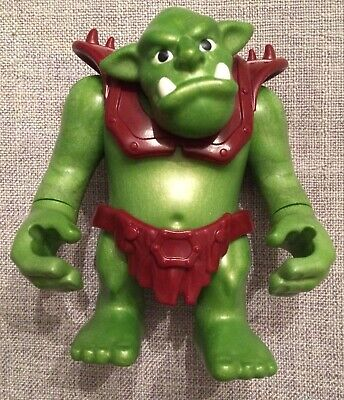 Playmobil Troll Ogre Figure 2014 Spare Replacement Extra Medieval Knights Set