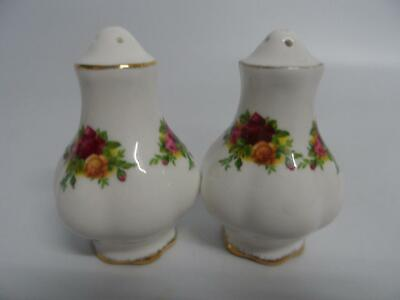 Royal Albert Old Country Roses Salt Or Pepper Pot