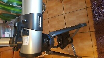 Meade Starnavigator computerised telescope D-114mm F-1000mm f/8.8 01-20 #BEB