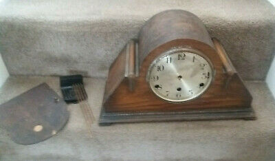 Mantel Clock with Westminster Chime and not much else!