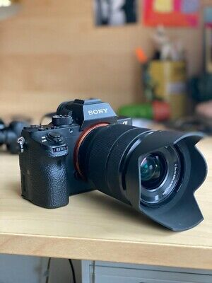Sony Alpha A7R Mark II Digital Mirrorless Camera and FE 28-70mm f/3.5-5.6 OSS