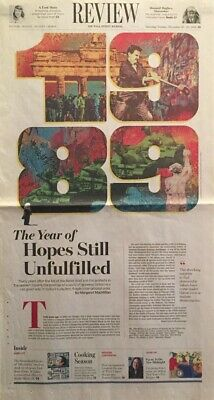 1989 Germany Year Of Hopes Still Unfulfilled Wall Street Journal  Article Wsj