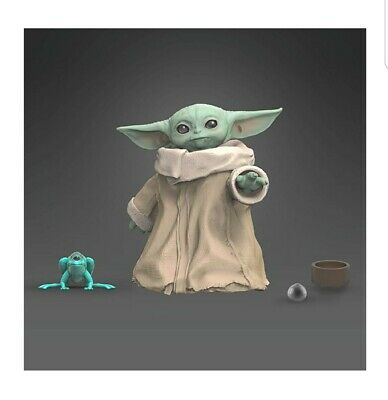 Star Wars Black Series Mandalorian The Child baby Yoda Action Figure -PREORDER-
