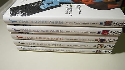 Y the Last Man Complete Deluxe Hardcover HC 1 2 3 4 5 | Brian K. Vaughan | NEW