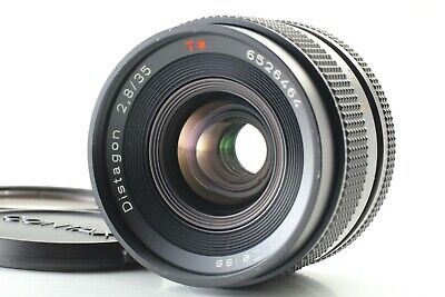 [Near Mint] Contax Carl Zeiss Distagon 35mm F/2.8 T* AEJ Lens for C/Y from Japan