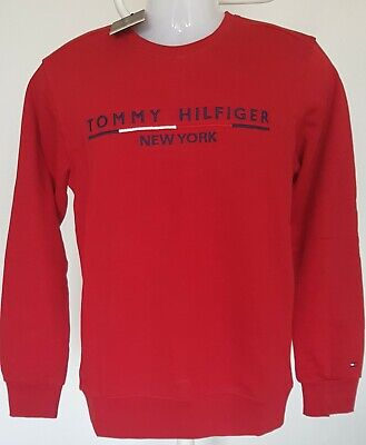 Tommy Hilfiger Sweatshirt  Herren Regular Fit Gr. 2XL 100 % Baumwolle