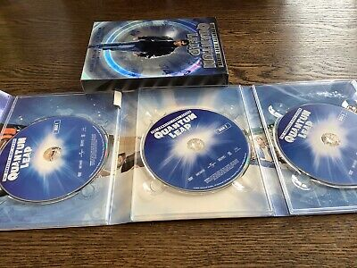 Quantum Leap The Complete First Season DVD 2004 3-Disc USED DRAMA TV FREE US SHP