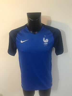 Maillot Foot Ancien Equipe De France Taille S