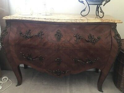 Vintage Antique Louis XV-Style Dressers
