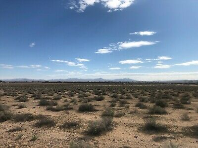 2.32 Acre LOT Hinkley, CA West of Barstow Sand Road deeded San Bernardino County