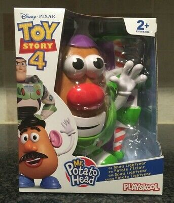 Disney Pixar Toy Story 4 Mr Potato Head as Spud Lightyear l Playskool (BNIB)