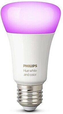 Philips Hue Richer Colours E27 White Colour Ambience LED Bulb