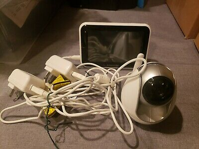 Samsung SEW-3057W Bright VIEW Baby Monitoring System Monitor and Camera