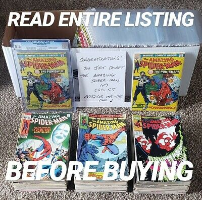 """Chase"" the Amazing Spiderman Comic Book ""Grab Bag"" (129) Check It Out!!"
