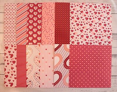 Stampin' Up! From My Heart Specialty Designer Series Paper DSP cards scrapbook