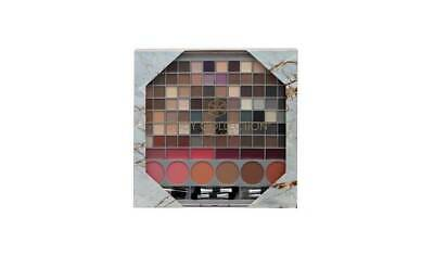 Body Collection 84 Eyeshadow Makeup Multi Palette Create Hundreds Of Different