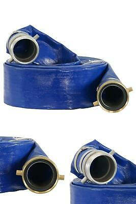4 in. x 50 ft. Water Pump Discharge Hose